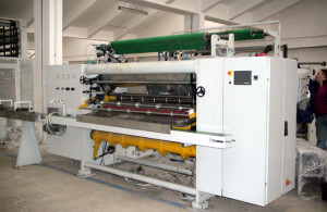 Rewinder Perforation Machine